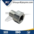 G1/2外螺紋不鏽鋼管接頭加工 5