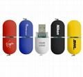 Coke Red USB Flash Drive,Plastic Lipstick USB Pen Drive,Promotional USB Disk 3