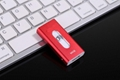Newest wholesale metal materials 8GB 16GB 32GB usb flash disk 2