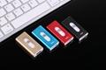 Newest wholesale metal materials 8GB 16GB 32GB usb flash disk 5