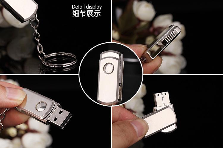 metal usb flash drive 4gb 8gb pendrive 16gb 32gb 64gb 128gb memory stick  4