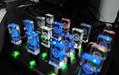 透明发光水晶U盘 高档3d内雕logo水晶优盘 工厂定制LED灯红蓝绿白 4