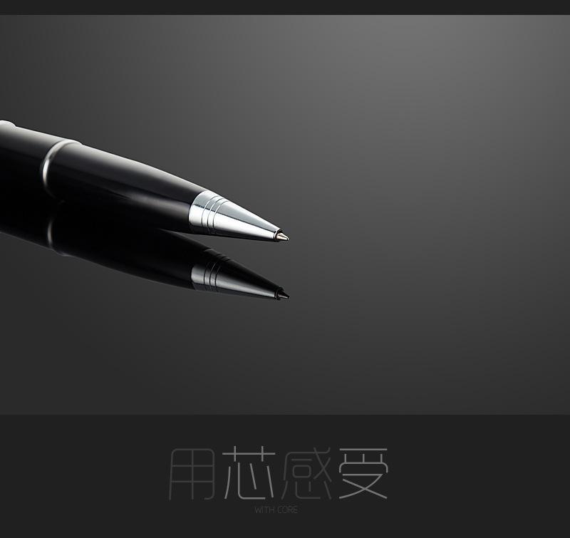 金屬激光u盤筆   5