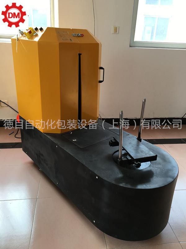 機場行李包裝機 1