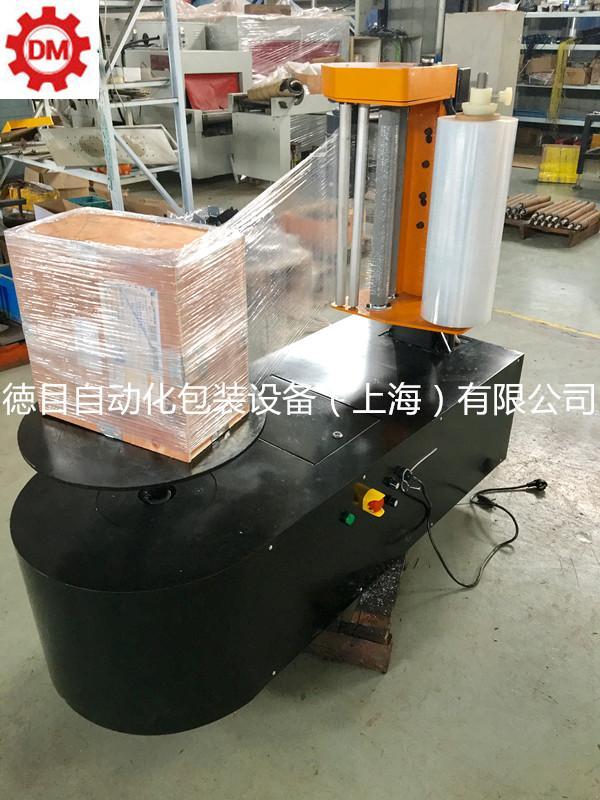 無托盤行李包裝機 3