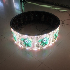 P4mm Cylinder Indoor LED Display Screen