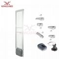 Acrylic Antenna EAS Anti Theft System 58KHz Security Entrance Gates