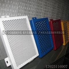 深圳高鐵站藝朮雕花氟碳鋁單板