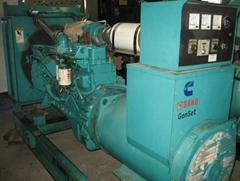 50KW发电机