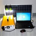 便携太阳能发电机照明小系统 户外220V交直流逆控一体机储能电源 4