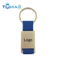 Customized blank metal keychain print