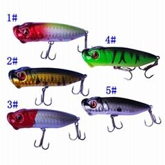 Popper hard fishing lure 6.5cm/11g salt water fishing bait