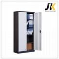 Metal storage cabine