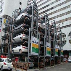 福建醫院專用雙層立體停車庫設備