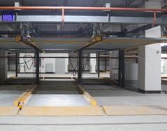 廣西南寧智能化無避讓立體車庫停車設備 立體旋轉停車庫