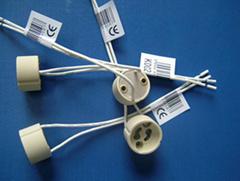 ceramic lampholder GU10
