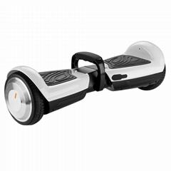 爱路卡登手提平衡车 6.5寸两轮扭扭车 智能滑板车厂家直销