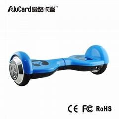 爱路卡登儿童平衡车 4.5寸两轮扭扭车 儿童滑步车厂家直销