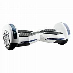 愛路卡登兩輪扭扭車 8寸電動滑板車 電動代步車廠家直銷