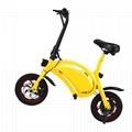 爱路卡登折叠电动自行车迷你手提款两轮电动自行车 4