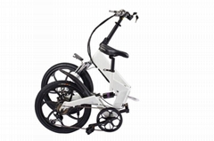 electric scooter folding two-wheel