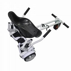爱路卡登卡丁车双杆减震款平衡车支架多功能代步车