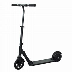 爱路卡登折叠电动滑板8寸电机助力款两轮代步车可调节折叠电动车