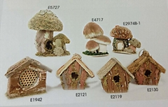 handicraft mushrooms