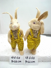 handicraft rabbit