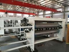 Calibrating Corrugated Carton Rotary Die Cutting Machine