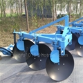 Disc Plough Mounted