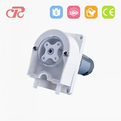 Washing Machine Supporting Peristaltic Pump