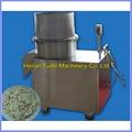 Garlic slicing machine