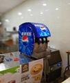 汉堡店可乐机  汉堡店奶茶机