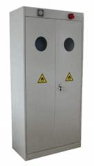 Steel Gas Cylinder Safety Cabinet