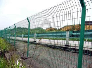 廠家批發安全防護公路護欄網 1