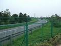 廠家批發安全防護公路護欄網 3