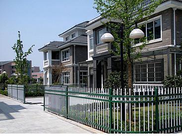 上海高檔別墅圍欄網 3
