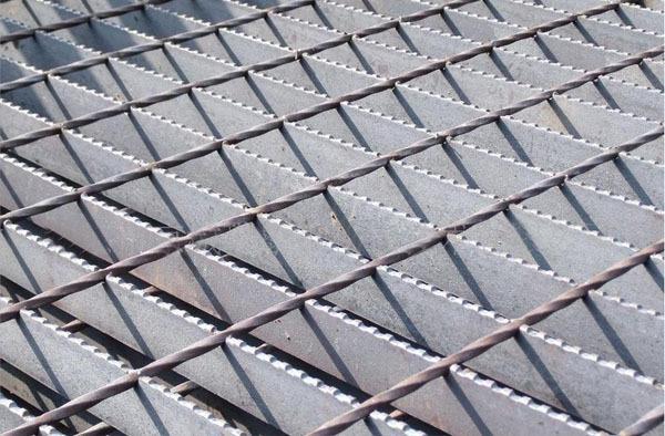 上海齒形鋼格柵 1