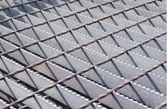 上海齒形鋼格柵