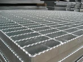 上海齿形钢格栅 2