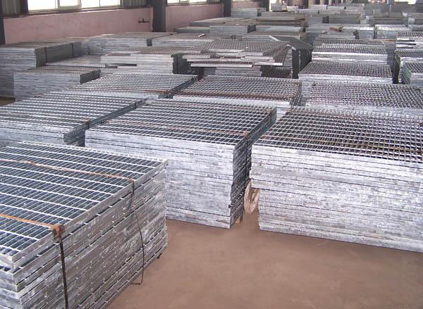 上海电厂钢格栅 1