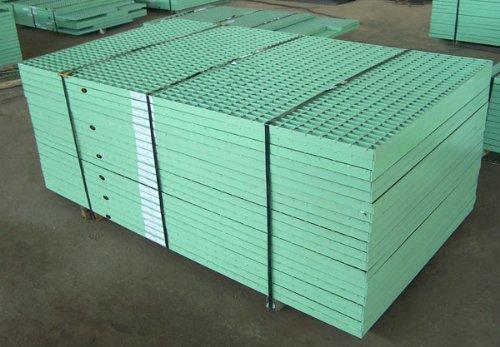 上海電廠鋼格柵 2