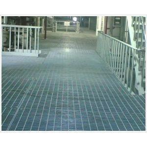 上海电厂钢格栅 3