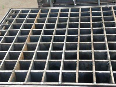 上海插接钢格栅 2