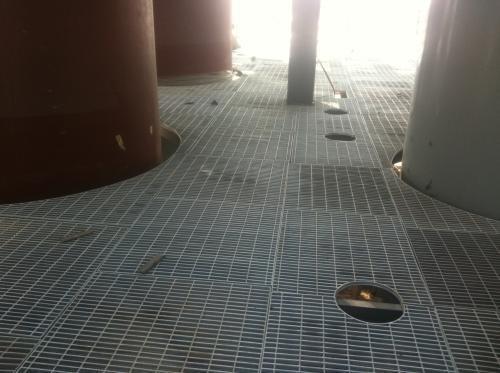 上海鋼格柵 2