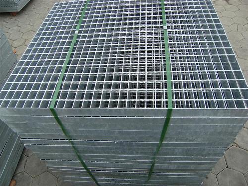 上海熱鍍鋅鋼格柵 1