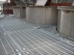上海平台鋼格柵