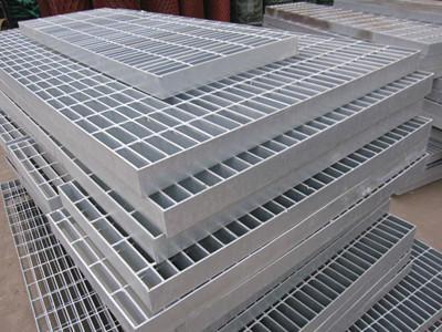 上海平台钢格栅 2