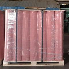 Polythene waterproof membrane